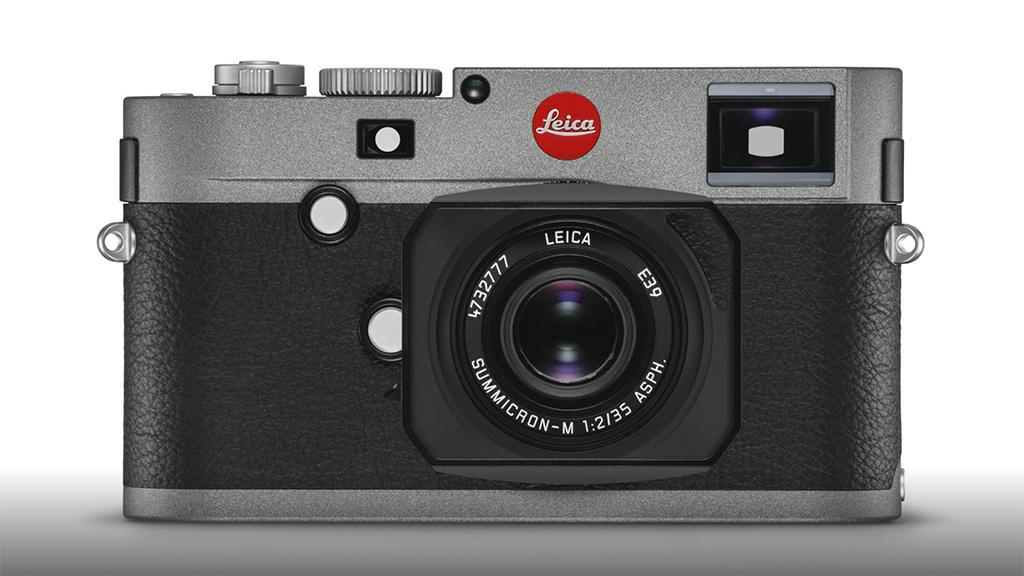 Leica M-E: Messsucher-Kamera, etwas günstiger
