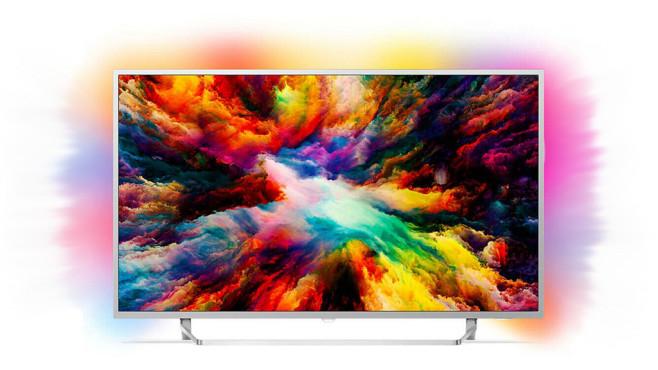 55-Zoll-Fernseher von Philips auf Ebay©Ebay / Philips