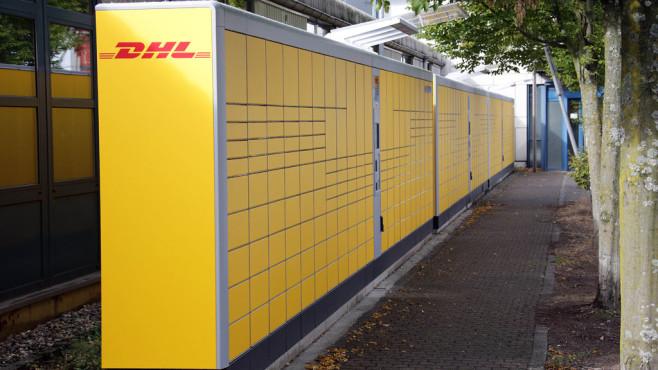 Packstation©Deutsche Post AG