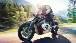 BMW Motorrad Vision DC Roadster©BMW