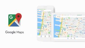 Google Maps auf Smartphone und Tablet©Google