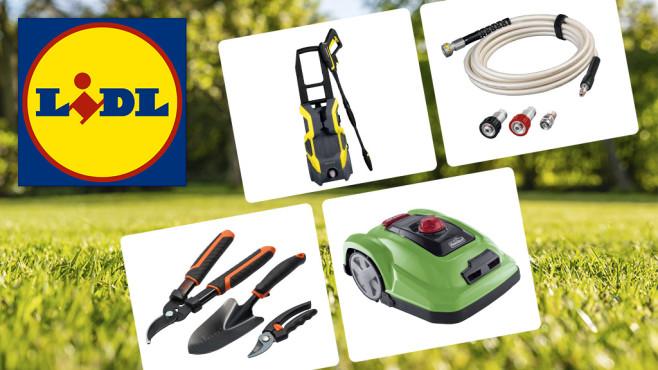Lidl-Garten-Angebote: Angebote im Preis-Check und Alternativen©iStock.com/Nickbeer, Lidl