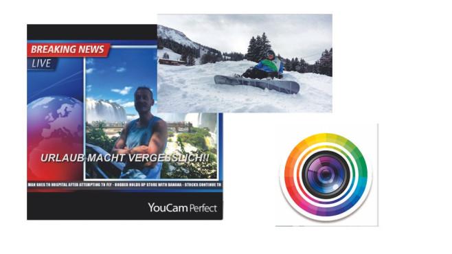 Die besten Foto-Apps für den Sommerurlaub©Cyberlink, COMPUTER BILD