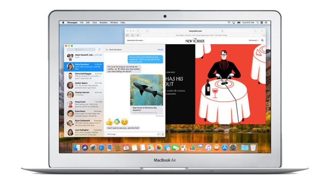 MacBook Air 2018©Apple
