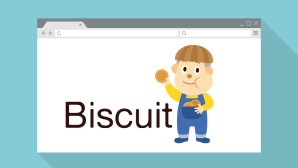 Biscuit Browser © eatbiscuit.com/de, iStock.com/pop_jop