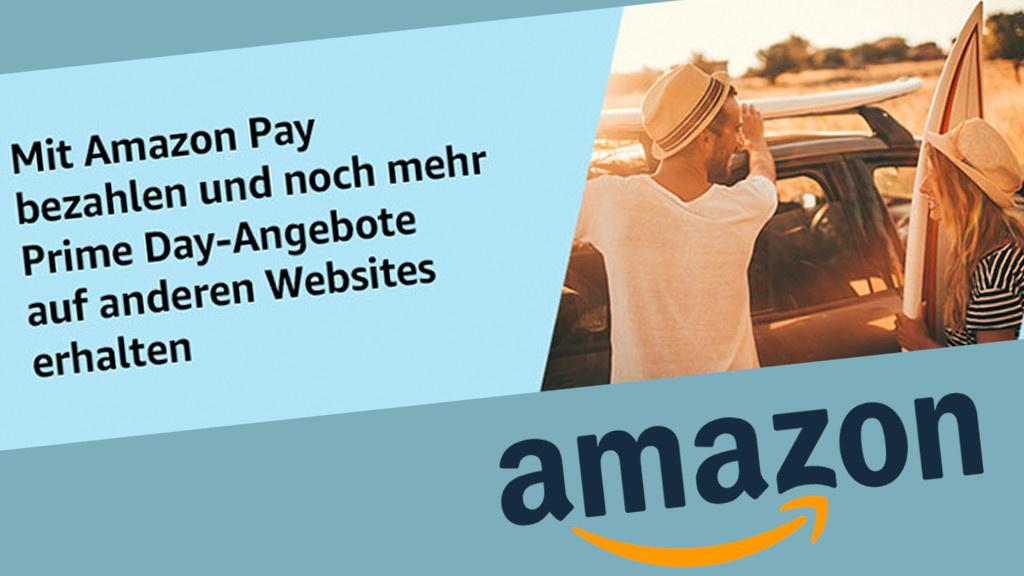 Amazon Pay Gutschein