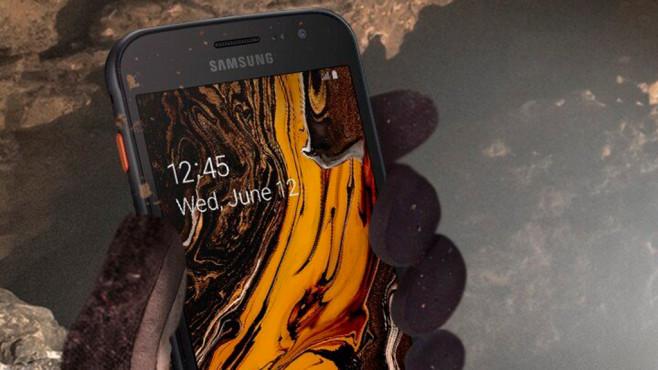 Samsung Galaxy XCover 4s©Samsung