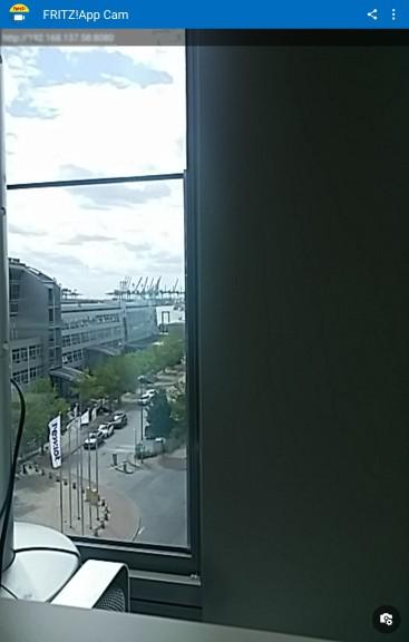 Screenshot 1 - FritzApp Cam (APK)