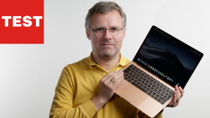 Apple MacBook Air 2019 im Test © COMPUTER BILD