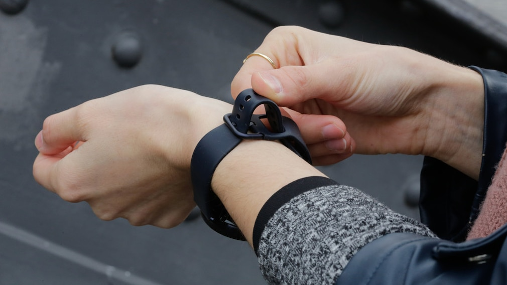 Samsung Galaxy Watch Active 2: Armband