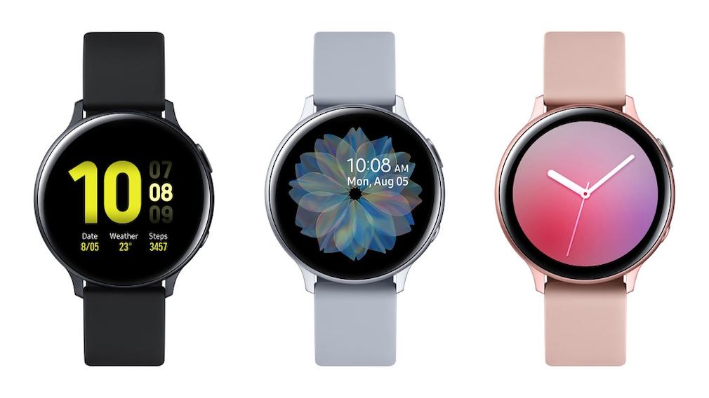Samsung Galaxy Watch Active 2: Varianten