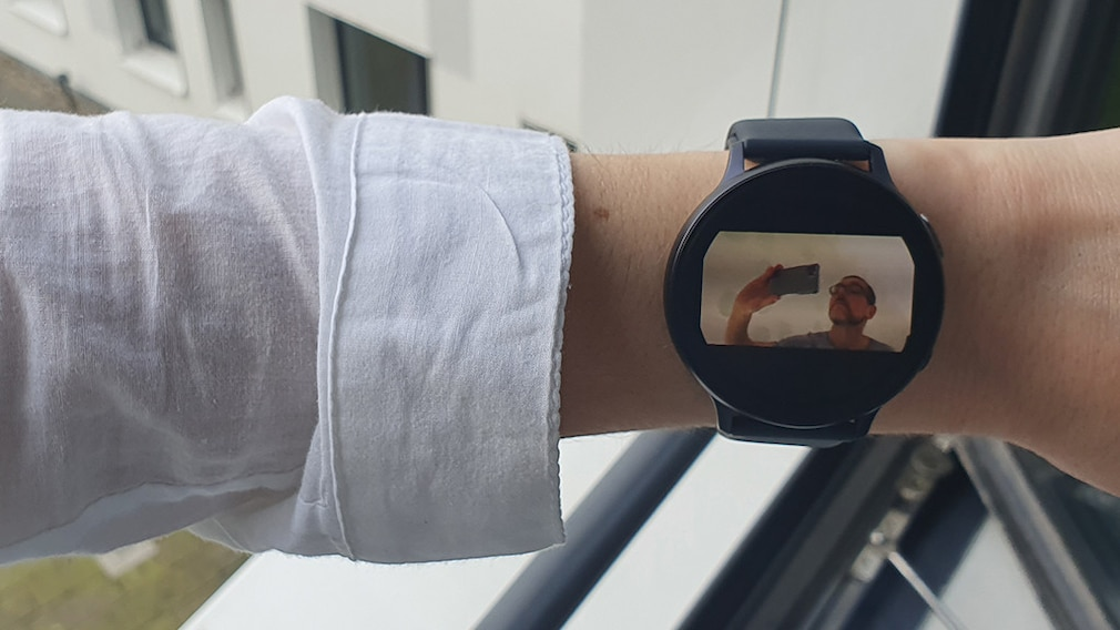 Samsung Galaxy Watch Active 2: YouTube-Video