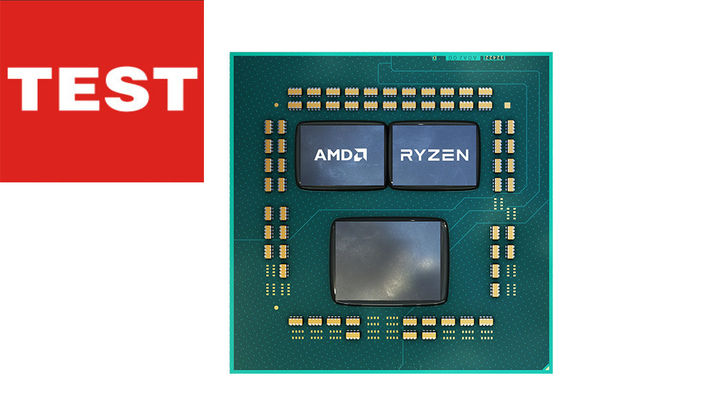 Test: AMD Ryzen 7 3700X © AMD