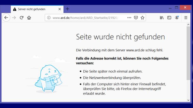 Firefox: Surfen ohne Internetverbindung – so funktioniert es©COMPUTER BILD