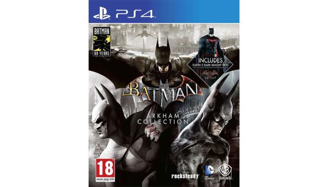 Batman – Arkham Collection©Warner Interactive