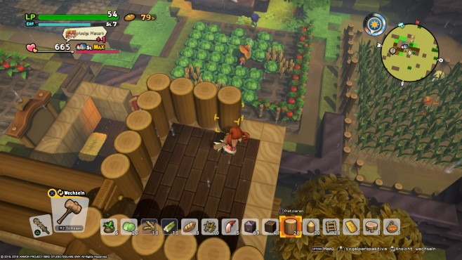 Dragon Quest Builders 2 © Square Enix