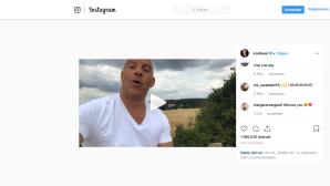Vin Diesel©Vin Diesel / Instagram