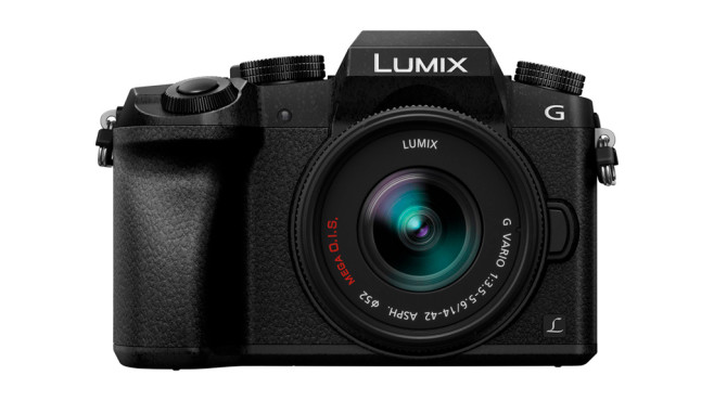 Panasonic Lumix DMC-G70 © Panasonic