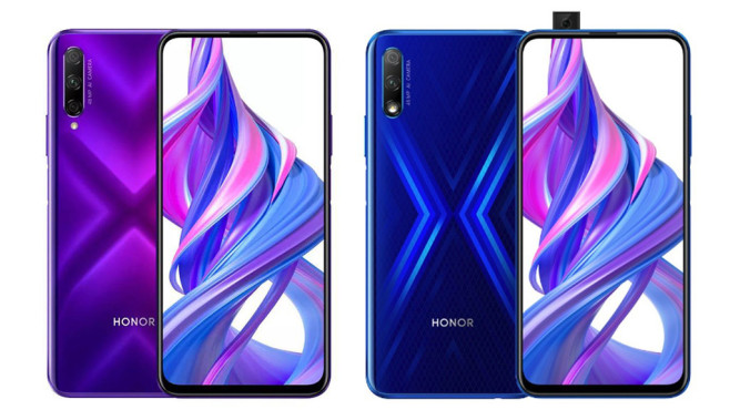 Honor 9X und 9X Pro © Honor