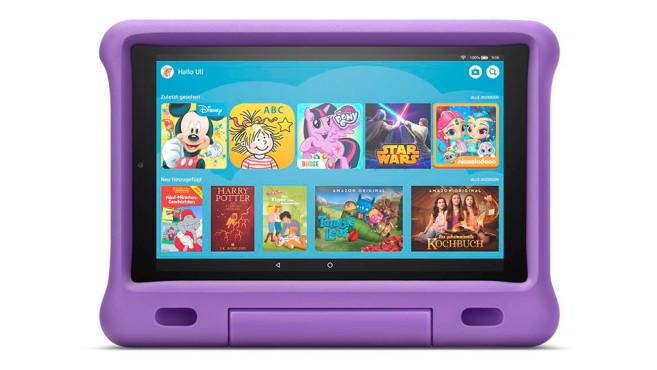 Amazon Fire HD 10 Kids Edition©Amazon