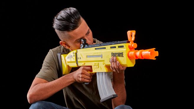 Fortnite Nerf Blaster©Hasbro