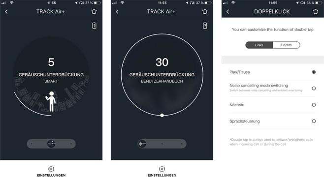 Libratone Track Air+ App©COMPUTER BILD