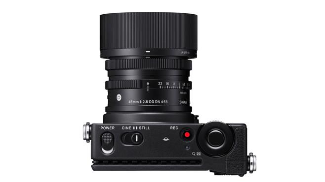 Sigma FP mit Sigma Contemporary 45mm f2.8 DG DN©Sigma