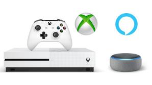 Xbox One mit Alexa steuern©Microsoft Xbox, Amazon, Computer Bild