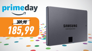 Amazon Prime Day: Samsung 860 EVO 2.5 1TB © Amazon, Samsung