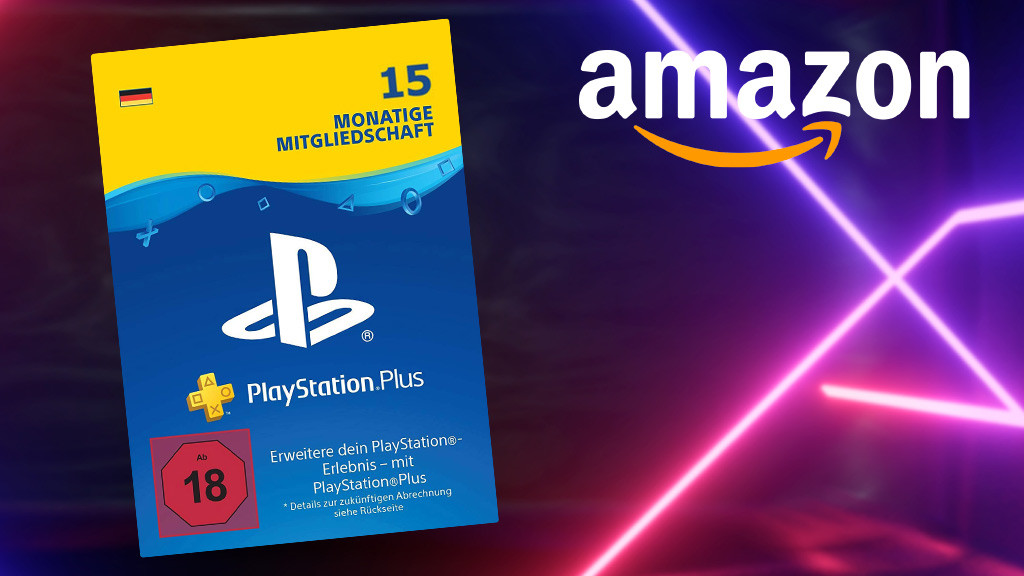 amazon prime day 15 monate playstation plus im angebot computer bild. Black Bedroom Furniture Sets. Home Design Ideas