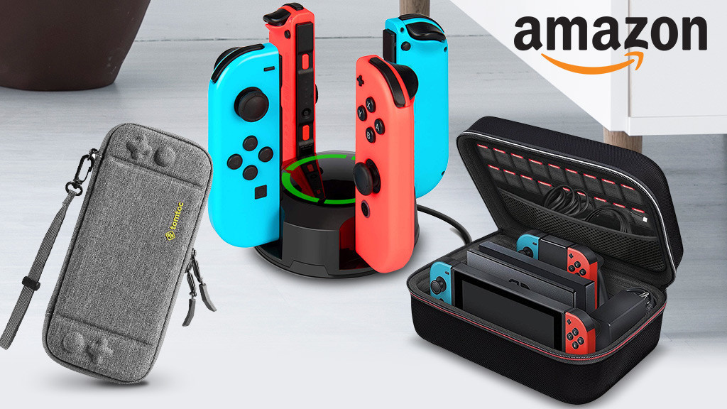 Amazon Prime Day: Nintendo Switch im Angebot