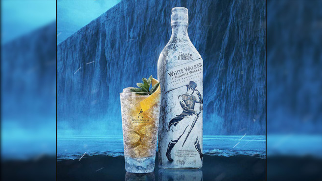 Whisky Deals Prime Day 2019 White Walker © Johnnie Walker