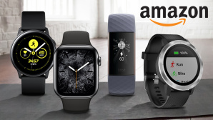 Prime Day Wearables © Amazon, iStock.com/fizkes, Garmin, Samsung, Fitbit, Apple