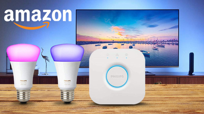 Amazon Prime Day: Philips Hue © Amazon, Philips