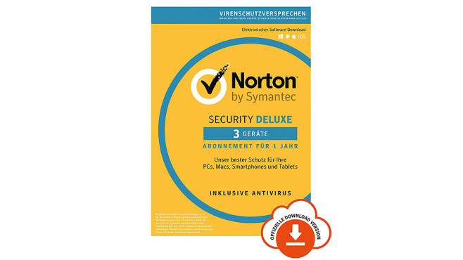 Norton Security Deluxe 2019 © Symantec