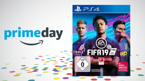 Amazon Prime Day: FIFA 19 und FIFA Points im Angebot © Amazon