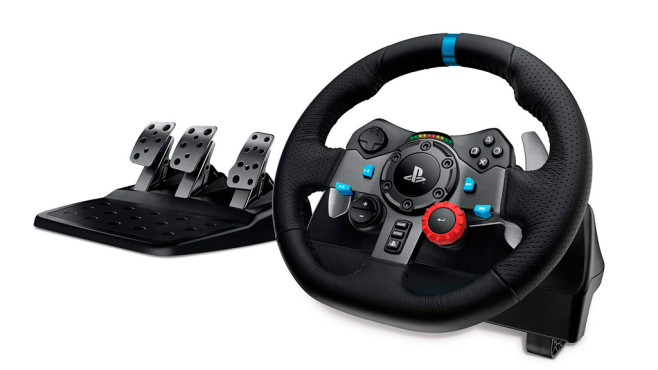 Logitech G29 Amazon Prime Day 2019 © Logitech, Amazon
