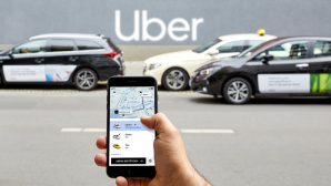 Uber ab sofort wieder in Hamburg aktiv©Uber