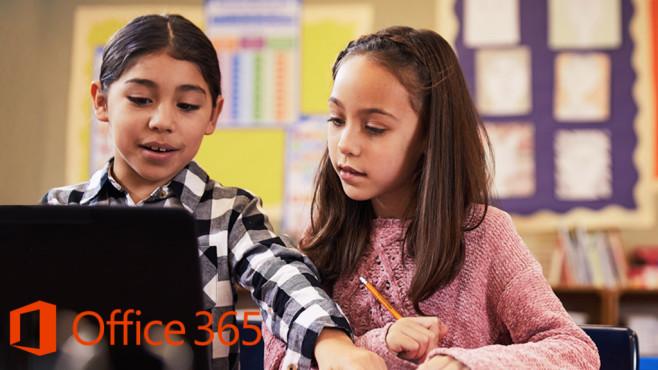 Office 365 in Schulen nicht einsetzbar©Microsoft