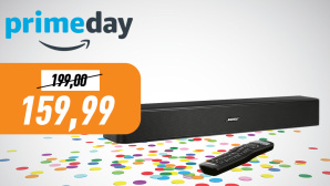 Amazon Prime Day: Bose Solo 5 TV-Sound-System © Amazon, Bose