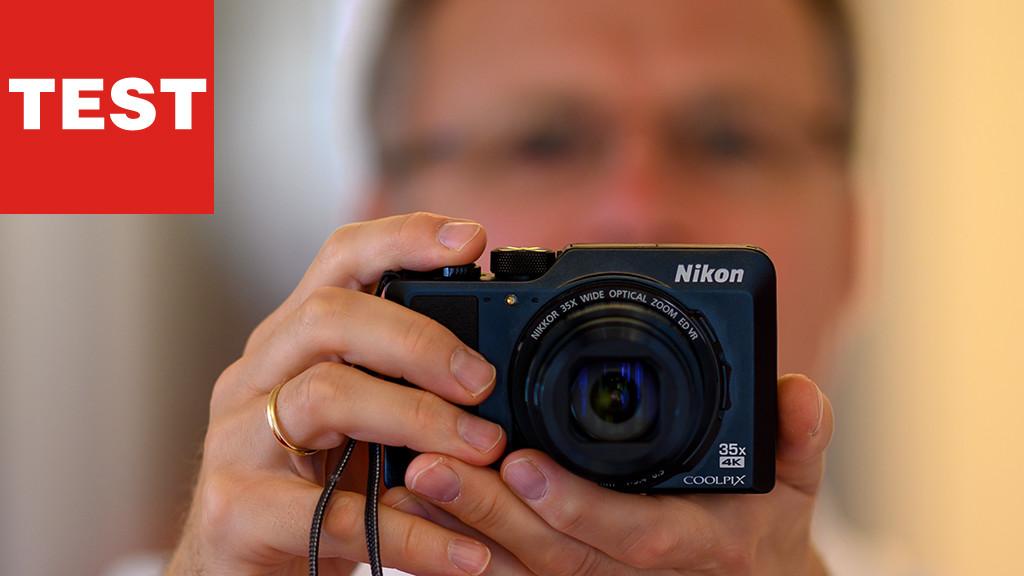 Nikon Coolpix A1000 im Test©COMPUTER BILD