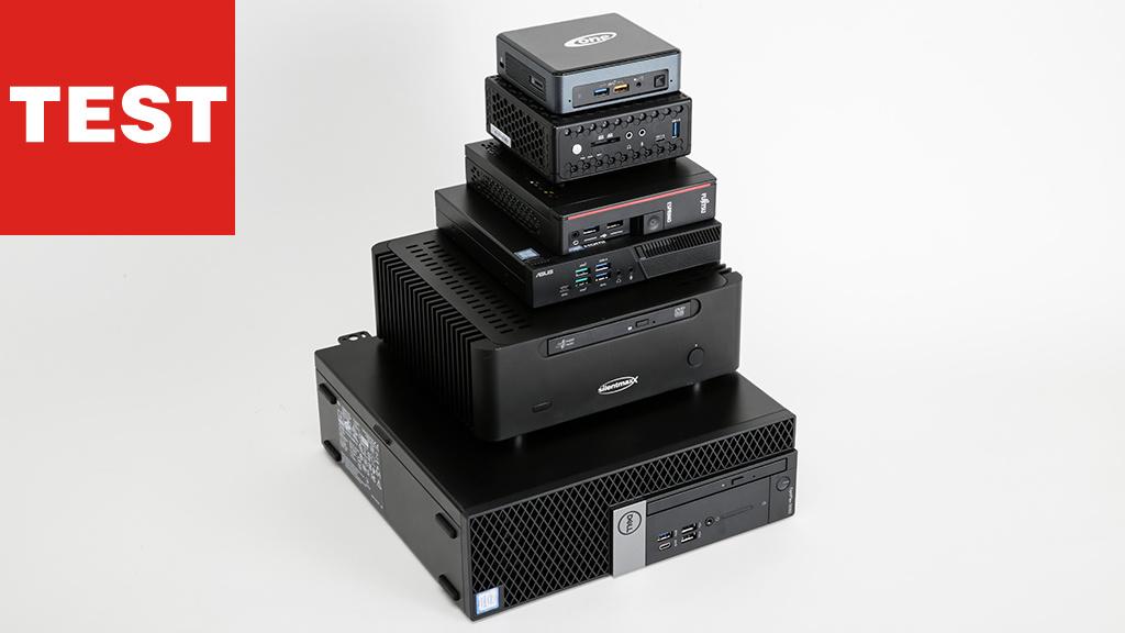 Test: Acht Mini-PCs im Vergleich