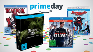 Amazon Prime Day: Blue-ray-Deals © Amazon