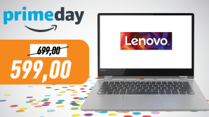Amazon Prime Day: Lenovo Yoga 530 Slim © Amazon, Lenovo
