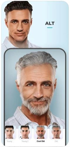 FaceApp (App für iPhone & iPad)