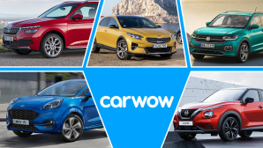 Kompakt-SUVs©Carwow, VW, Ford, Kia, Nissan, Skoda