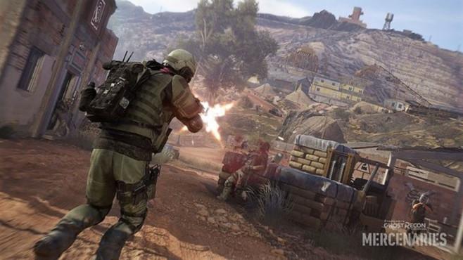 Tom Clancy's Ghost Recon – Wildlands©Ubisoft