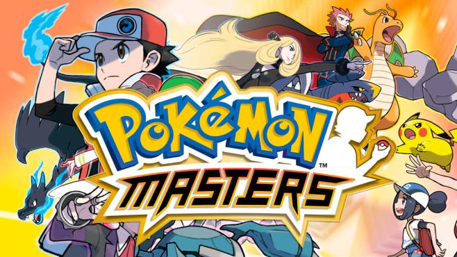 Pokémon Masters©DeNA, Nintendo