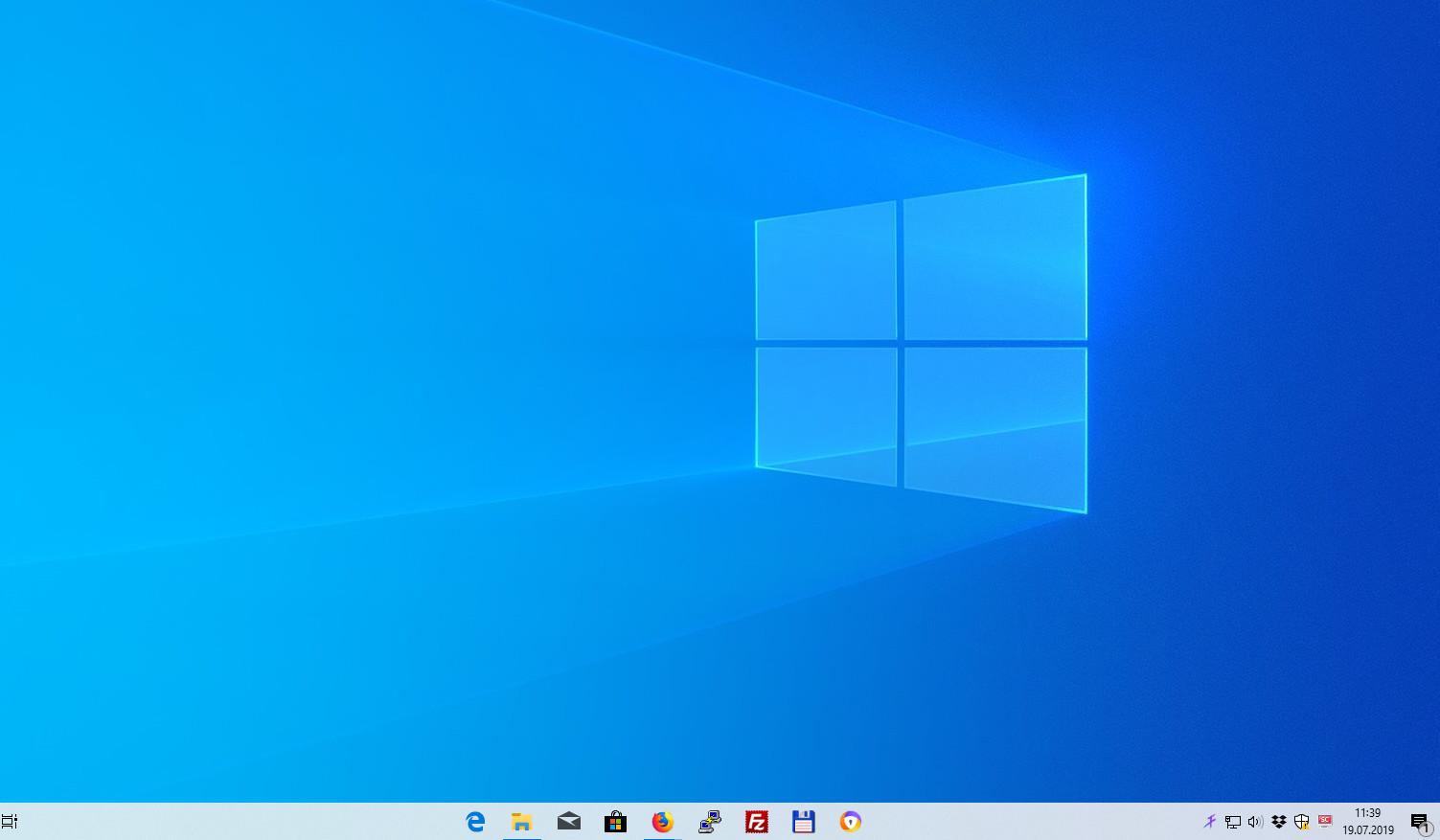 Screenshot 1 - FalconX
