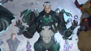 Overwatch: Sigma © Blizzard
